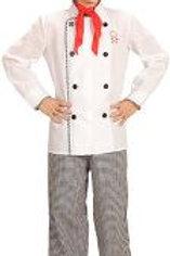 """CHEF"" (jacket, pants, hat) 08619 W"