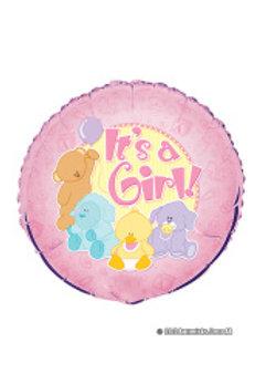 Ballong, It`s a Girl