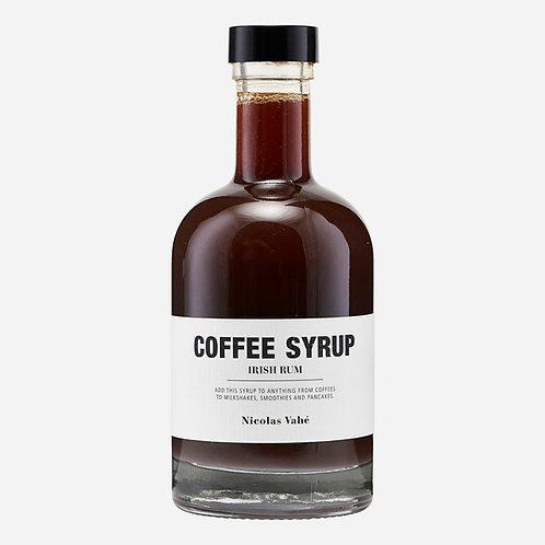 Kaffesirup, Irish Rum