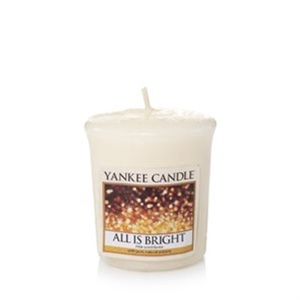 Votives-All is Bright
