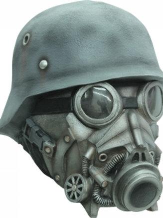 Chemical Warfare, Lateks maske