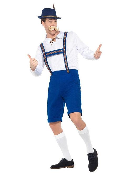 Bavarian Costume. 47718 Smiffys