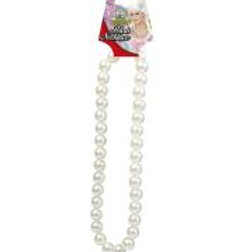 """BIG PEARLS NECKLACE"" 5004P W"