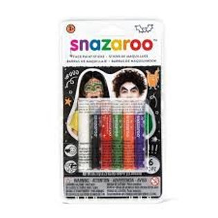 Snazaroo Face Paint Sticks. 1160603