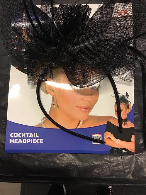 """""""COCKTAIL HEADPIECE"""". 09566 W"""