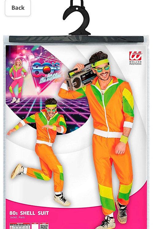 80s Shell Suit. 10171 Widmann