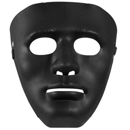 BLACK ANONYMOUS MASK. 00852 Widmann