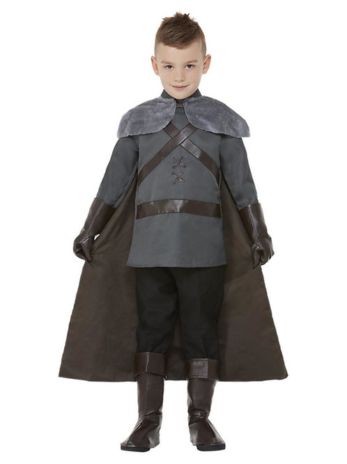 Boys Deluxe Medieval Lord Costume. 71056 Smiffys