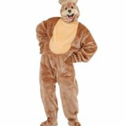"Plush ""SQUIRREL"" (costume, gloves, shoe co... 4485S W"
