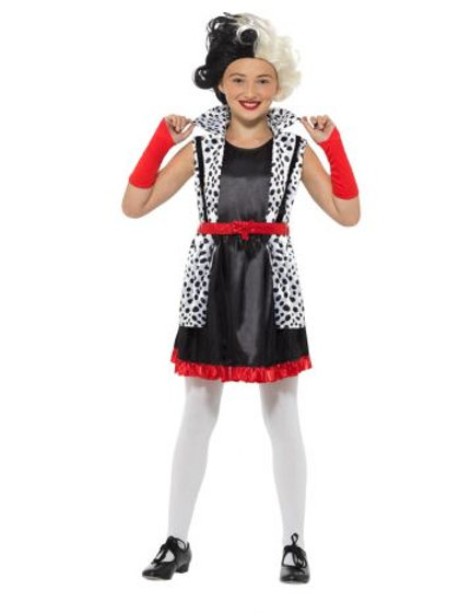 Evil Little Madame Costume S 49696