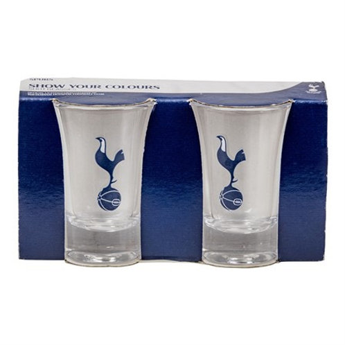SHOTGLASS 2-PACK TOTTENHAM. 85027 JOKER