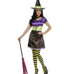 """WITCH"""" (dress, hat) 03893W"""
