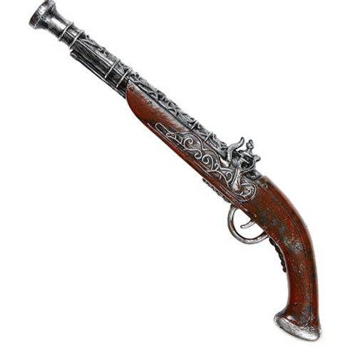 "ANTIQUATED PIRATE GUN"" 43 cm. 86242 Widmann"