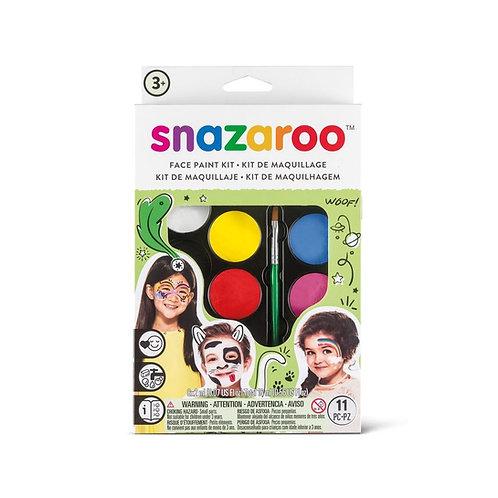 Face Painting Kit - RAINBOW. SZ-1180102 Wicked