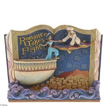 ROMANCE TAKES FLIGHT (STORYBALADDIN)H14