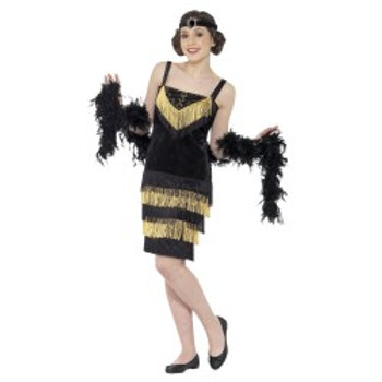 Flapper Girl Costume 44376 S