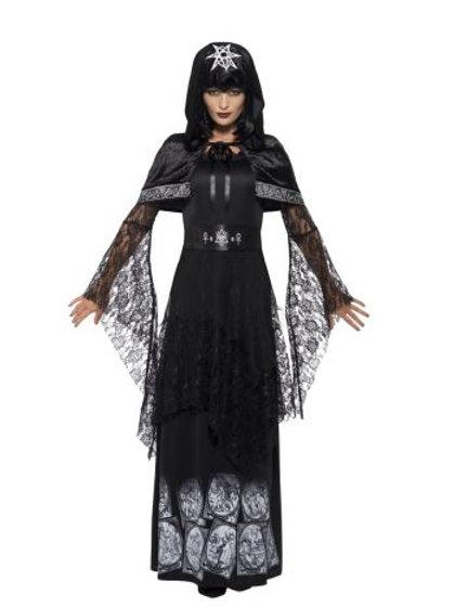 Black Magic Mistress Costume S 45570