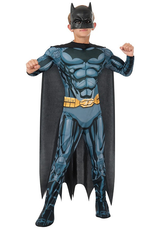 Batman Muscle chest  8/10 år