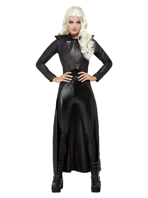 Dragon Queen, Black. 63000 Smiffys