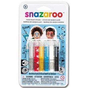Snazaroo Face Paint Sticks. 1160602