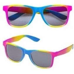 Rainbow Neon Glasses. 01103 W