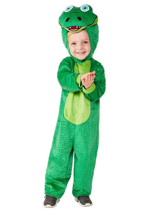 Toddler Crocodile Costume. 47754 Smiffys