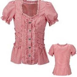"""BAVARIAN"""" (blouse) 58961 W"""