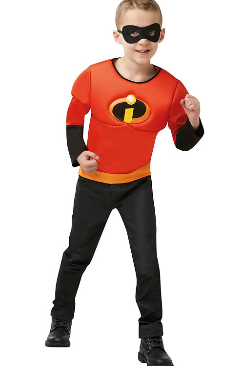 INCREDIBLES 2 MC TOP – CHILDRENS. 641392 RUBIES