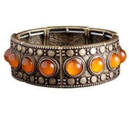 Viking Celtic Bronze Bracelet. 7533E W