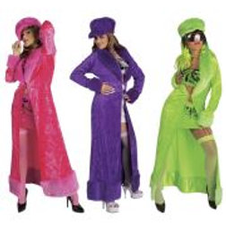 """SUGAR GIRL"""" 3 colors ass. (coat with plus... 44201 W"""