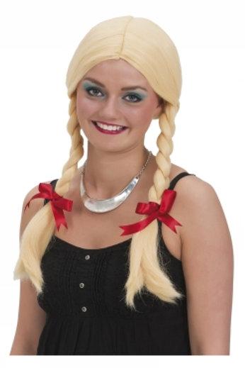 Blonde fletter