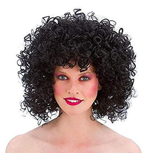 80's Disco Wig - Black EW-8239 W