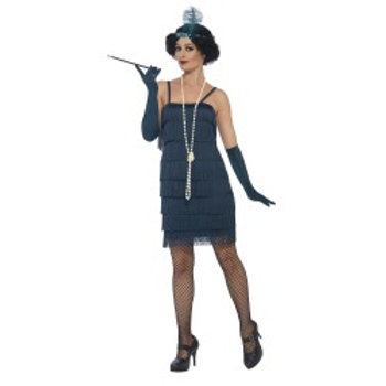 Flapper Costume 44673 S