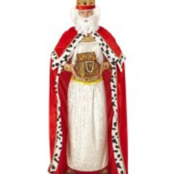 "BIBLICAL KING / ROYAL KING""(cape, crown) 08661 W"