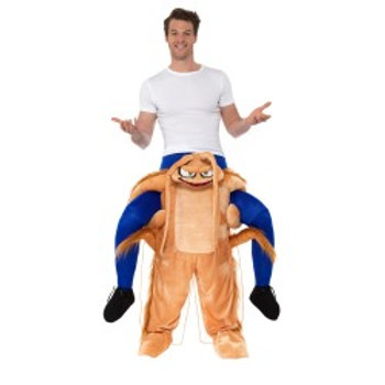 Piggyback Cockroach Costume 48821 S