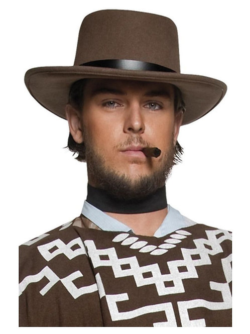 Authentic Western Wandering Gunman Hat. 36336 S