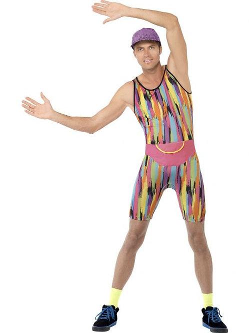 Aerobics Instructor Costume SKU 23696