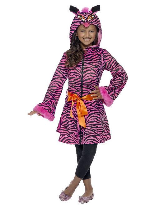 Zebra Sass Costume, Pink. 25635 S