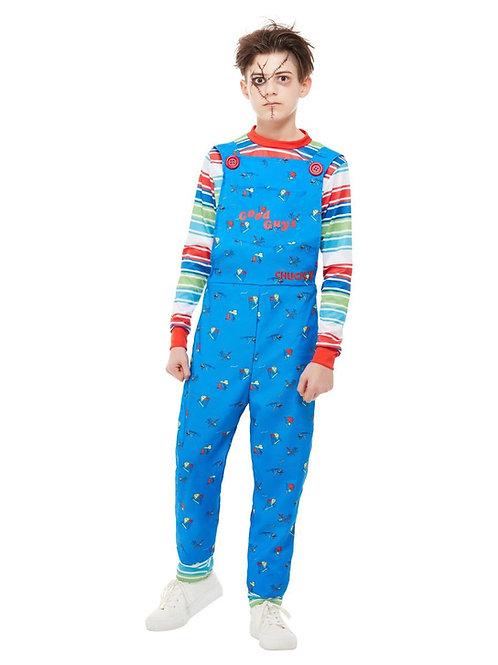 Chucky Costume. Boy. 82005 S