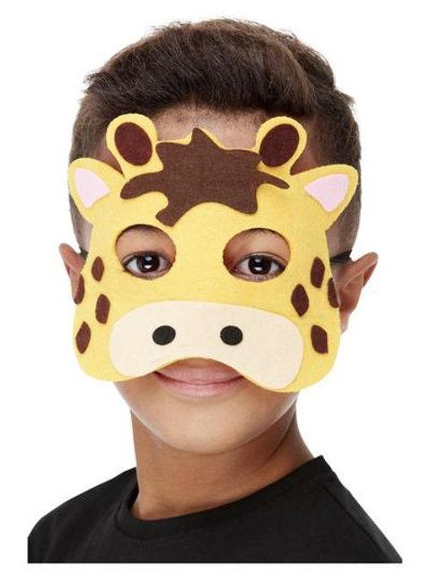 Kids Giraffe Felt Mask. 72073 Smiffys
