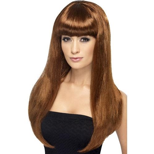 Babelicious Wig,Auburn. 42420 Smiffys