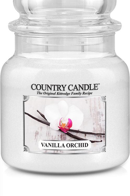 2 Wick M Jar Vanilla Orchid