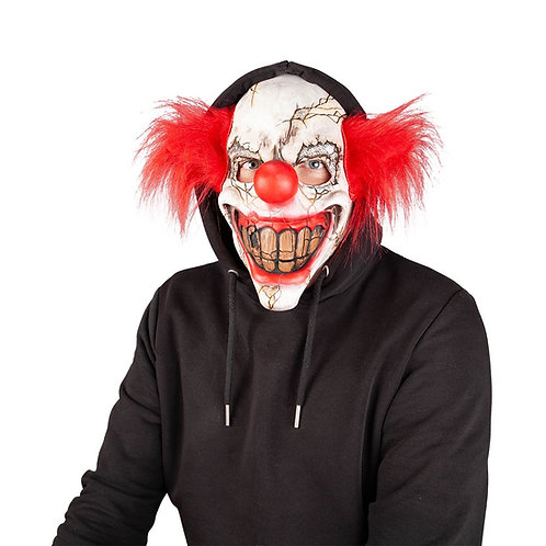 Latex Mask - Vintage Circus Clown. Latex Mask. MK-9838 Wicked