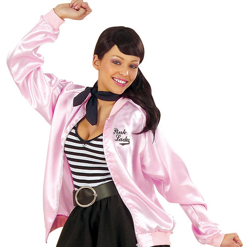 """50s LADY"" (satin jacket)"