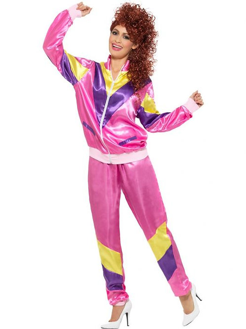 80s Height of Fashion Shell Suit. 39660 S