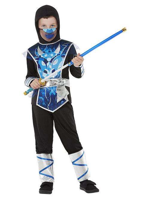 Boys Ninja Warrior Costume. 71044 Smiffys