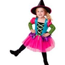 """WITCH"""" (dress, hat) 07475 W"""