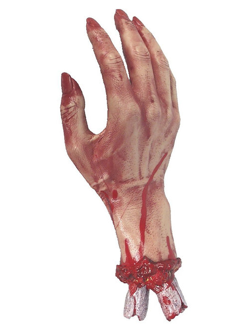 Severed Gory Hand. 97316 Smiffys