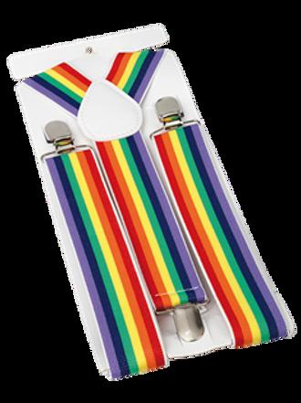 Bukseseler - regnbue