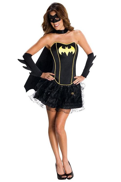 Batgirl Corset Dress
